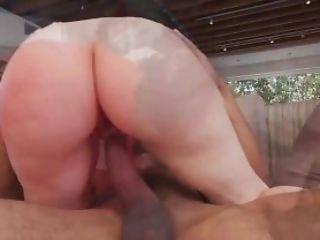 Amazing, Ass, Big Ass, Blowjob, Boots, Brunette, Doggystyle, Hardcore, Pornstar, Rough,