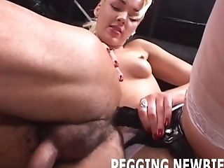 Amateur, Ass, BDSM, Bisexual, Femdom, HD, Pegging, Sex Toys, Strapon,