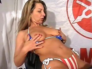 Amateur, Big Tits, Biker, Bikini, German, Masturbation, MILF, Panties, Sex Toys,