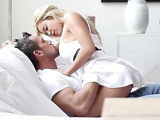 69, Babe, Blonde, Blowjob, Hardcore, Licking, Mia Lelani, Romantic, White,