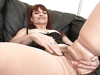 Close Up, Fingering, Game, Hairy, Masturbation, Mature, MILF,