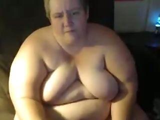 BBW, Pussy, Solo, Trampling, Webcam,