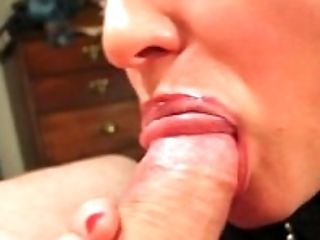 Big Cock, Blowjob, CFNM, Close Up, Cum In Mouth, Cumshot, Dick, Fetish, Ginger, Homemade,