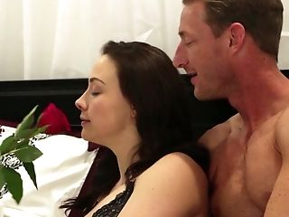 Ass, Big Tits, Blowjob, Chanel Preston, Couple, Cowgirl, Cute, Fake Tits, Hardcore, Lingerie,