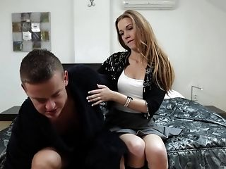 Alexis Crystal, Ass, Blowjob, Couple, Cowgirl, Cute, Doggystyle, Hardcore, Horny, Long Hair,