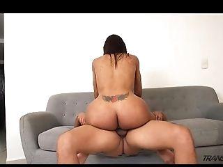 BBW, Big Ass, Big Cock, Curvy, Ethnic, Guy Fucks Shemale, Ladyboy, Latina, Shemale, Tranny,