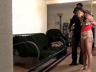 BDSM, Beauty, Bedroom, Black, Bound, Cute, Ethnic, Horny, Slut, Stud,