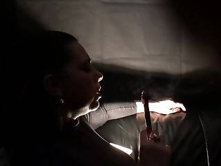 Amateur, Cigarette, Fetish, Solo,