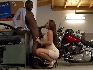 Amirah Adara, Anal Sex, Babe, Big Black Cock, Big Cock, Blowjob, Brunette, Clothed Sex, Dick, Dress,