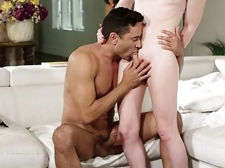 Anal Sex, HD, Ladyboy, Rough, Shemale, Tall, White,