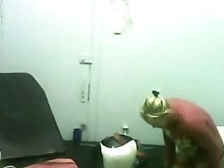Blonde, Gyno, Hidden Cam, Hospital, Nurse,