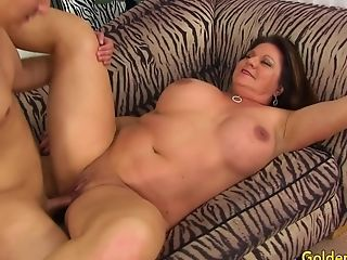 BBW, Dick, Forest, Mature, Old, Rough,