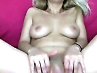 Big Tits, Blonde, Fingering, Pussy, Russian, Solo, Webcam,