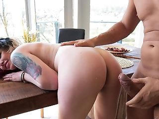 Anal Sex, Blowjob, Clamp, Cowgirl, Cum In Mouth, Cumshot, Doggystyle, Double Penetration, Fantasy, Food,