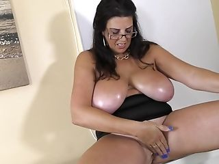 Amateur, British, Brunette, Mature, MILF, Natural Tits, Secretary,