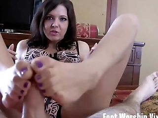 BDSM, Dick, Feet, Femdom, Fondling, Foot Fetish, HD, Jerking, Joi, Lingerie,