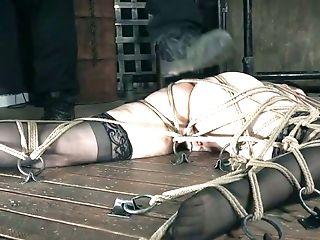 BDSM, Bondage, Nipples, Rough, Submissive, Torture,