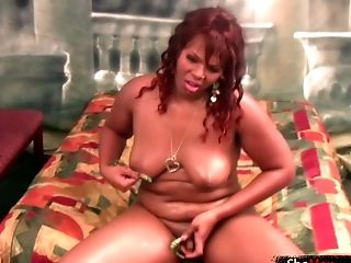 Black, Chubby, Fingering, Shemale,