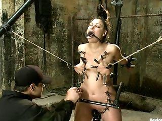 BDSM, Dana Vixen, Drooling,