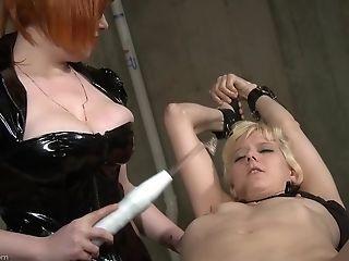 BDSM, Blonde, Dildo, Femdom, Fetish, Friend, Redhead,