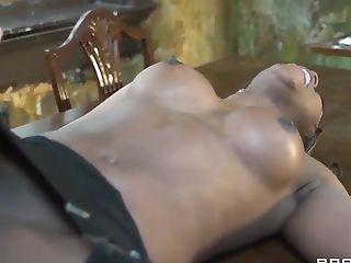 Anal Sex, Big Cock, Black, British, Brunette, Hardcore, HD, Interracial, Jasmine Webb, Pornstar,