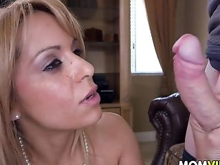 Babysitter, Big Cock, Cougar, Lesbian, MILF, Mom, Old, Old And Young, Stepmom, Teen,