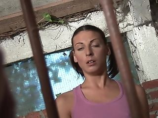 Antique, Blowjob, Couple, Felching, Fetish, Jail, Kissing, Old, Young,