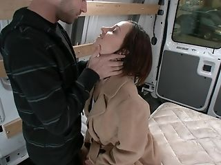 Anal Sex, Anal Toying, Babe, BDSM, Brunette, Car, Dildo, Extreme, Hardcore, Innocent,