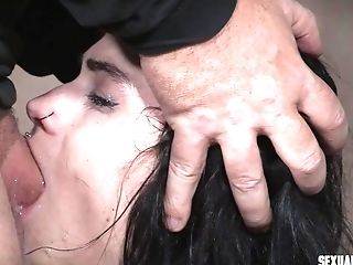 BDSM, Black, Dick, Fetish, Goth, Long Hair, Slut,