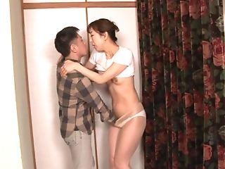 Babe, Dick, Japanese, Miniskirt, Upskirt,